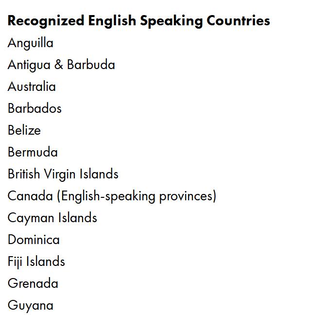 本科生申请者如获豁免英语语言能力要求须考虑参加sat或act为了奖学金图片