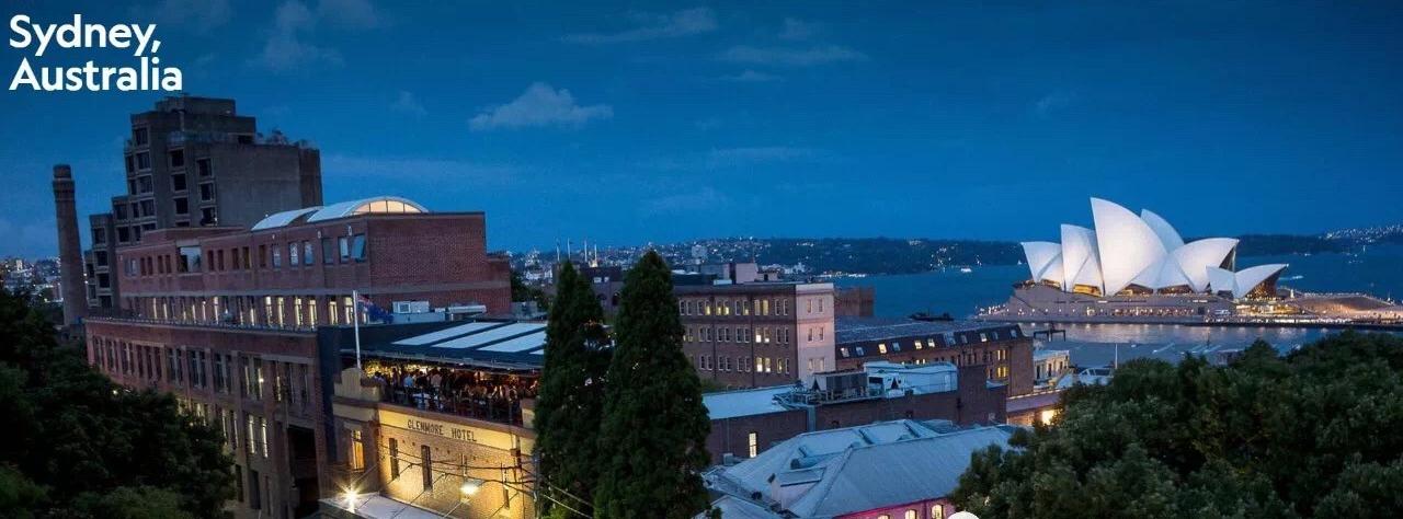 留学一起去悉尼吧——全澳最宜居城市