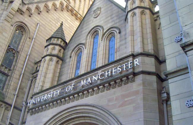 英国大学系列之曼彻斯特大学-Voorp